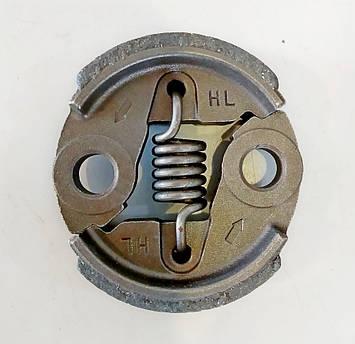 Муфта сцепления на мотокосу алюминий 260