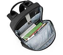 Городской рюкзак Tigernu T-B3508 для ноутбука 15.6 дюймов, черный, фото 4