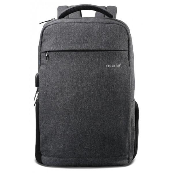 Городской рюкзак Tigernu T-B3217 в урбанистическом стиле, черный