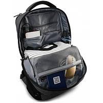 Городской рюкзак Tigernu T-B3217 в урбанистическом стиле, черный, фото 3
