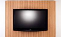 Навешивание телевизионной панели