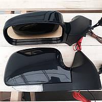 Боковые зеркала с подогревом и повторителем поворота,Модель:Лт-9уао...ваз-2115, 2114, 2113, 2108, 2109, 21099.