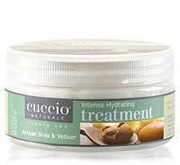 """Увлажняющий восстанавливающий крем для очень сухой кожи """"Ши и ветивер"""" Cuccio Naturale"""