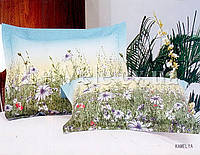 Хлопковые наволочки тм Le vele c цветками камелии