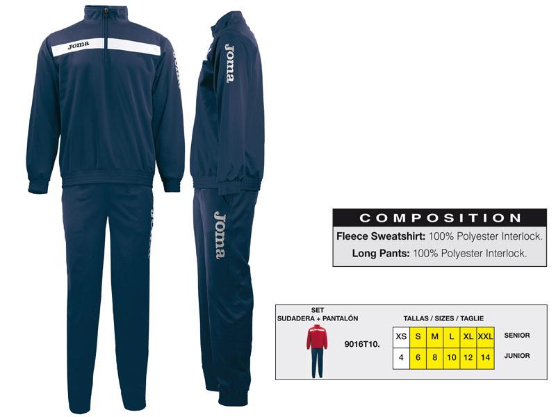 f86ac935 Спортивный костюм Joma ACADEMY 9016Т10.30 (р. L), цена 1 140 грн., купить в  Одессе — Prom.ua (ID#32701062)