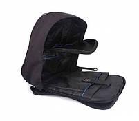 """Удобный рюкзак для ноутбука Tigernu T-B3188А 17"""" Черный, фото 3"""