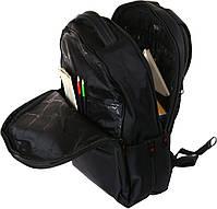 """Рюкзак для ноутбука 17"""" Tigernu T-B3032A, Black, фото 5"""