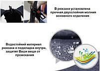 Рюкзак городской Tigernu T-B3090A, серый, фото 9