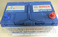 Акумулятор автомобільний Б/У Bosch 6CT-95 S4 Silver (S40 280)