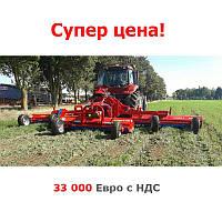 Широкозахватный измельчитель, мульчер пожнивных остатков кукурузы, подсолнечника CUNEO- 920 (9.2 м), фото 1