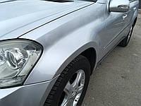 Крыло левое Mercedes GL, X164, 2008 г.в. A1648800106
