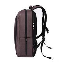 Стильный рюкзак для девушек T-B3174 , кофе, фото 2