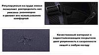 Стильный рюкзак для девушек T-B3174 , кофе, фото 9