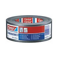 Тканинна стрічка TESA Utility Duct Tape, чорна 50м х 48мм