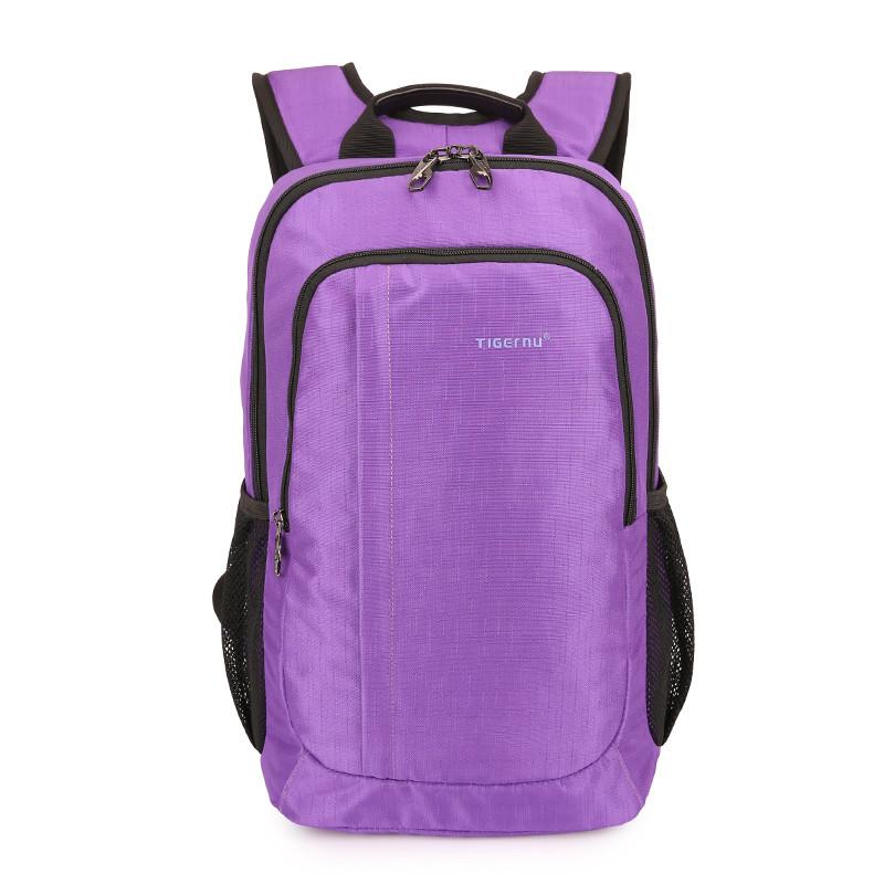 Рюкзак городской Tigernu T-B3179, фиолетовый