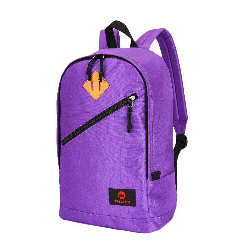 Яркий рюкзак T-B3198, фиолетовый