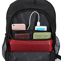 """Черный рюкзак T-B3200 для 14"""" ноутбуков, фото 2"""
