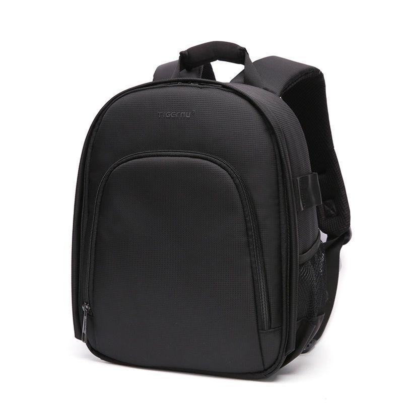 Рюкзак мужской Tigernu T-X6007, черный, оранжевый