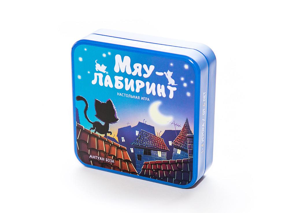 "Настольная игра ""Мяу-лабиринт (Chabyrinthe)"""