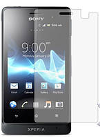 Защитная пленка для Sony Xperia Go ST27i