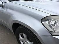 Крыло правое Mercedes GL X164, 2008, A1648800206