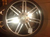 Диски БУ 5*112/19 et43 VW  оригинал