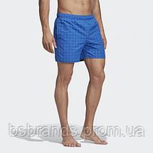 Мужские шорты adidas CHECKERED (АРТИКУЛ:CV5164), фото 2