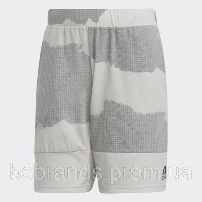 Мужские шорты adidas 4KRFT TECH CAMOUFLAGE GRAPHIC (АРТИКУЛ: DU0897 )