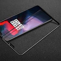 Захисне скло для OnePlus 6 Full Сover чорний 0,3 мм в упаковці