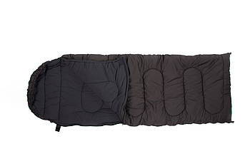 Спальний мішок Synevyr Dobby 350 + Подушка Спальний мішок/ Спальник M-Long, Лівий, Ковдра