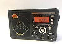 Радиоприёмник с цыфровым экраном RX-801UR (USB/FM/Аккумулятор)