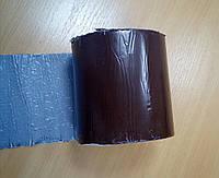 Кровельная лента  примыкания 200мм (10м) алюминий+бутилкаучук (8017 коричневый).