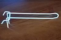Крючки торговые на сетку бу (двойные), фото 1