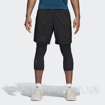 Шорты adidas 4KRFT CLIMACOOL(АРТИКУЛ:CD7807), фото 2