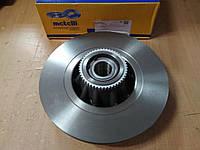 "Тормозной диск задний с подшипником 280mm на Renault Trafic II 2001->2014; 23-0844 ""METELLI""  - Италия"