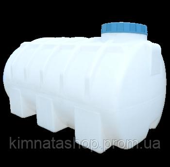 Емкость пластиковая пищевая для перевозки 1500 литров