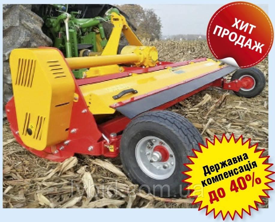 Измельчитель, мульчирователь, мульчер, мульчировщик кукурузы, измельчитель подсолнечника, ПРР-280