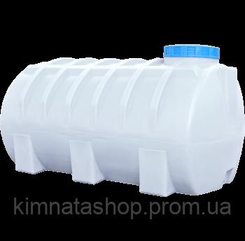 Емкость пластиковая пищевая для перевозки 2000 литров