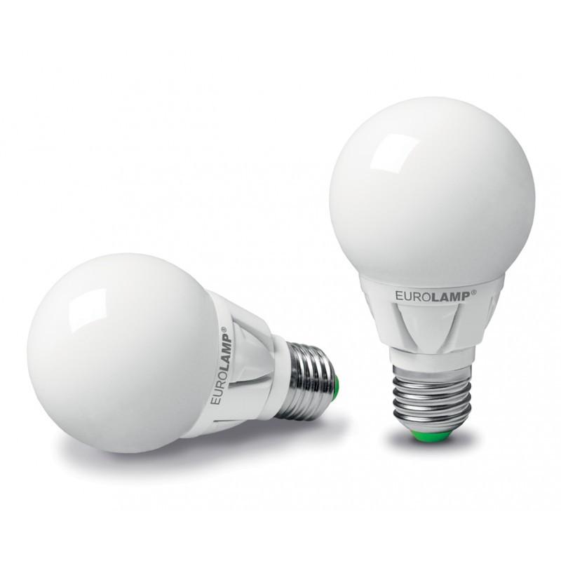 Лампа LED TURBO G60 6,5W E27 3000K