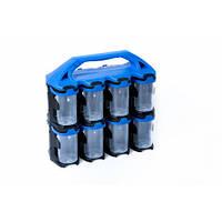 Органайзер Q2х16 набор из 16 контейнеров F3M