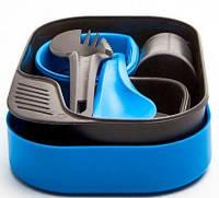 Туристический набор посуды Wildo Camp-A-Box Duo Complete Light Blue 6545, фото 1