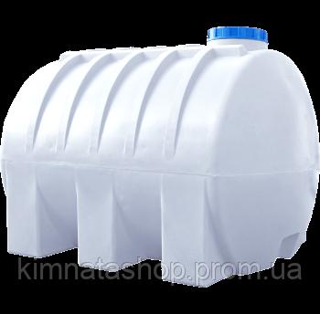 Емкость пластиковая пищевая для перевозки 5000 литров