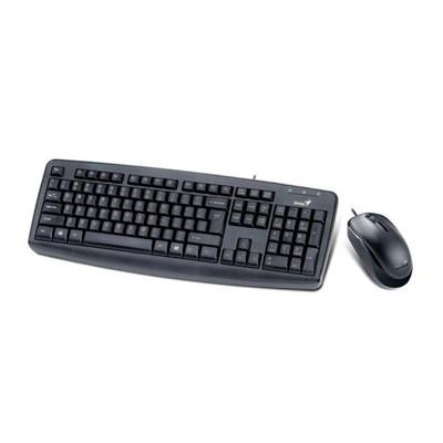 Комплект Genius КМ-130 USB Ukr (клавиатура+мышь)