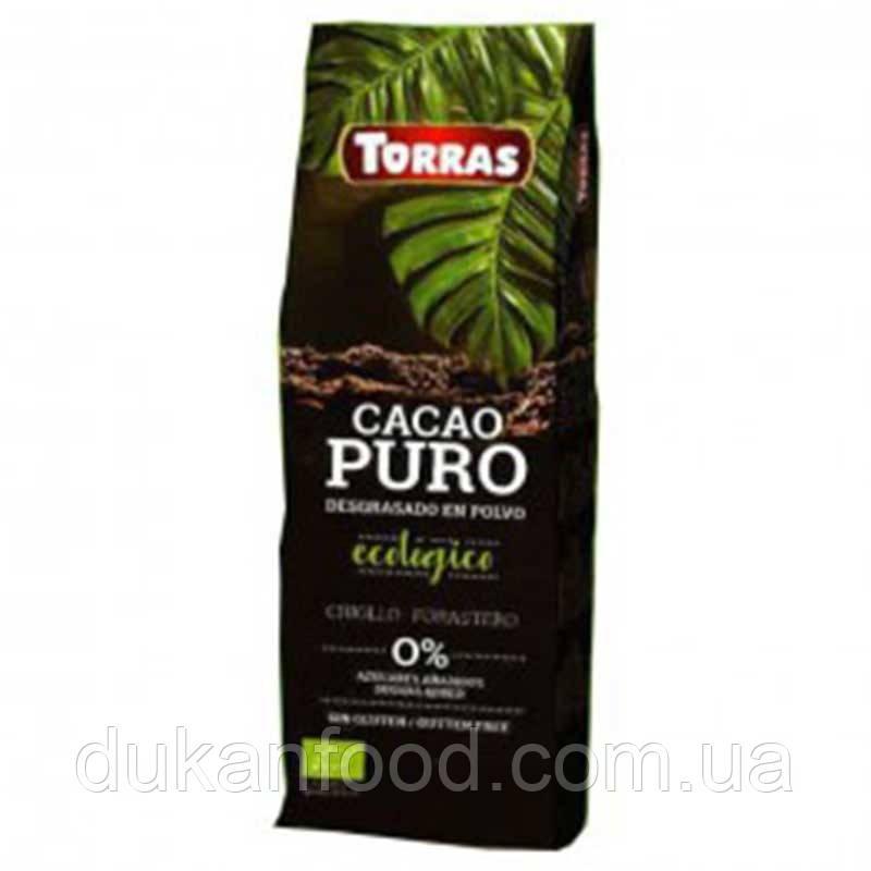 Torras Какао - порошок CACAO PURO, 150г