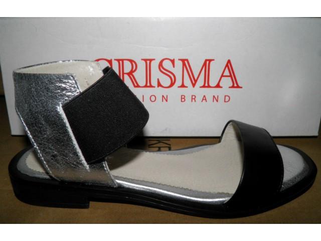 Босоножки * Crisma 1967 черный * 20529