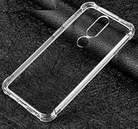 Силиконовый чехолдля Nokia 6.1 (Nokia 6 2018)