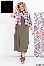 Платье женское, размер:52-62, фото 2