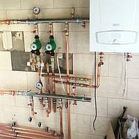 Газовые котлы, колонки и электрические водонагреватели от компании ТеплоДом
