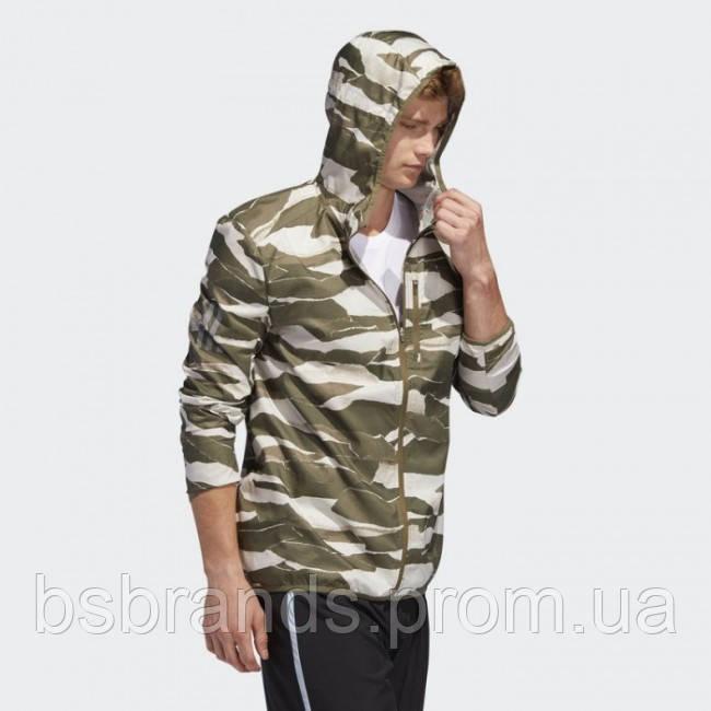 Мужская куртка adidas OWN THE RUN GRAPHIC (АРТИКУЛ: DQ2546)