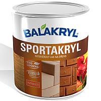 Лак Balаkryl Sportakryl для внутр. работ мат., 9 кг